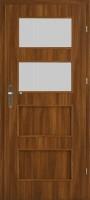 Drzwi Haga 4 - skrzydło drzwiowe SOFT lub STANDARD okleinowane