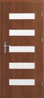 Drzwi Haga 5 - skrzydło drzwiowe SOFT lub STANDARD okleinowane