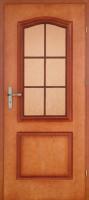 Drzwi Malaga - Skrzydło drzwiowe tłoczone i lakierowane cieniowane