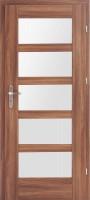 Drzwi Monaco M5 - Skrzydło drzwiowe Ramowe SOFT DREWNO okleinowane