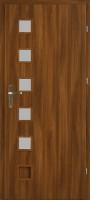Drzwi Haga 6 - skrzydło drzwiowe SOFT lub STANDARD okleinowane