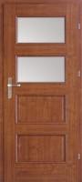 Drzwi Osaka - Skrzydło drzwiowe Ramowe Soft okleinowane